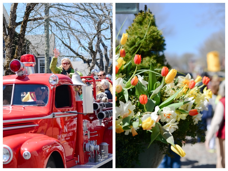 Nantucket Daffodil Day Parade -18
