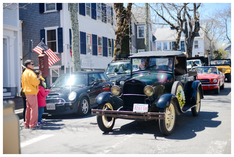 Nantucket Daffodil Day Parade -101