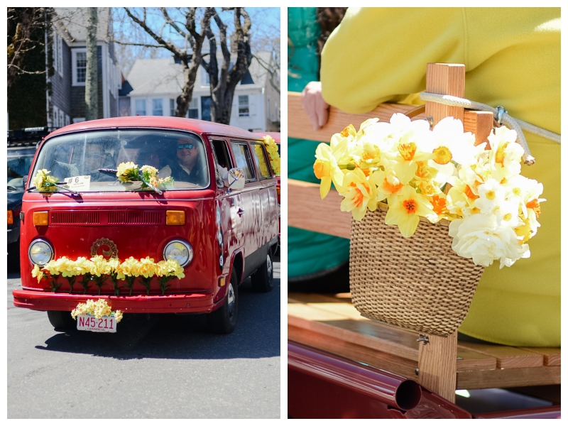 Nantucket Daffodil Day Parade -107