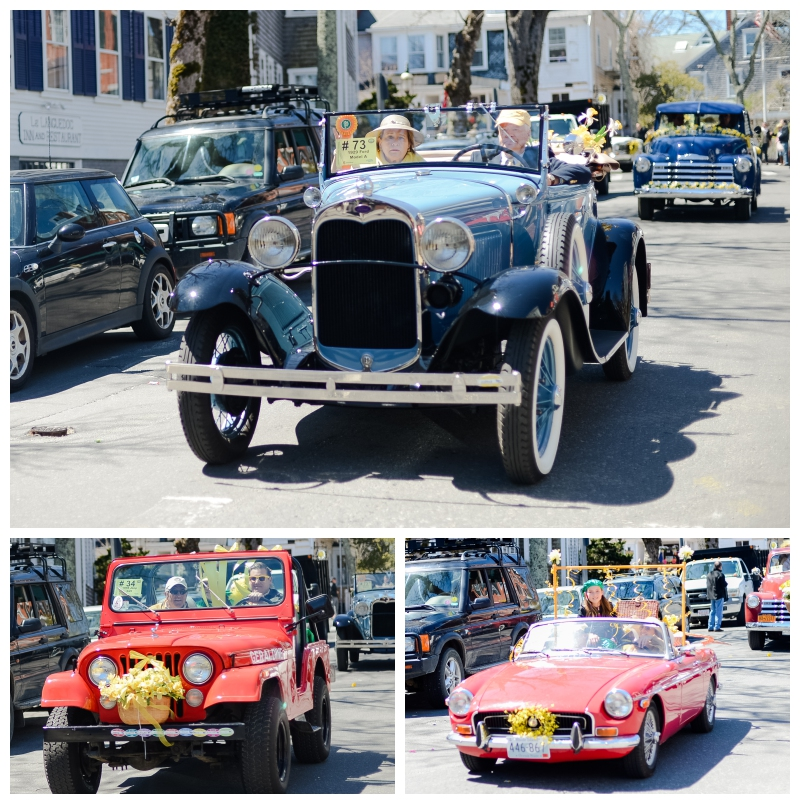 Nantucket Daffodil Day Parade -118