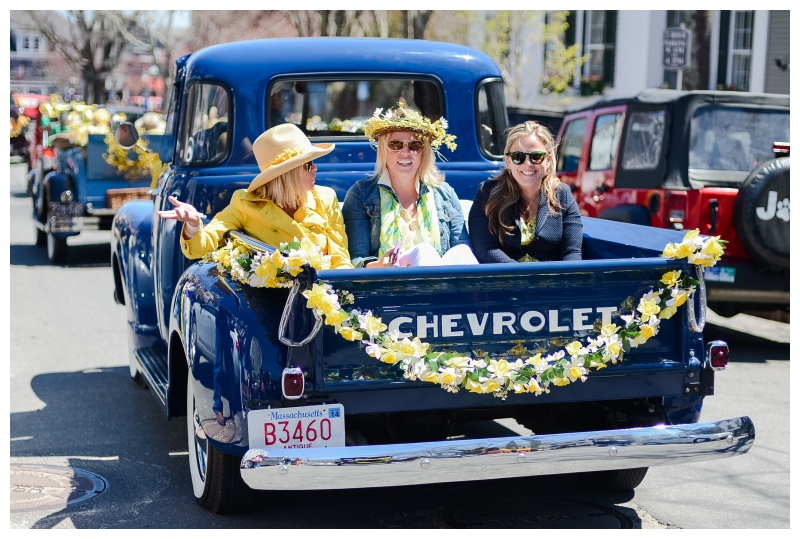 Nantucket Daffodil Day Parade -121