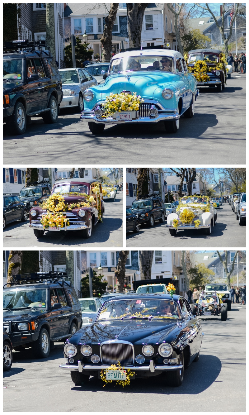 Nantucket Daffodil Day Parade -124