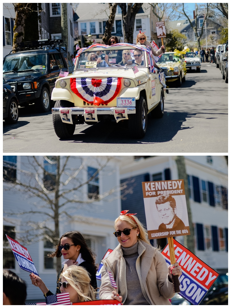Nantucket Daffodil Day Parade -134