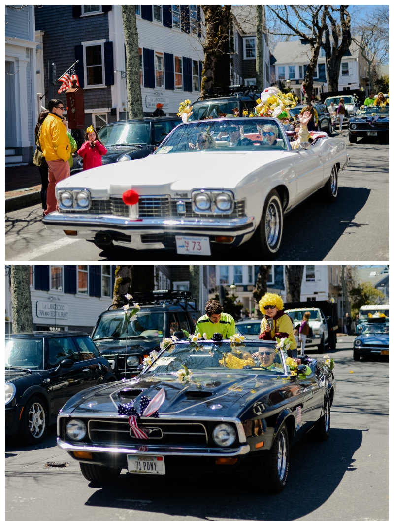 Nantucket Daffodil Day Parade -137