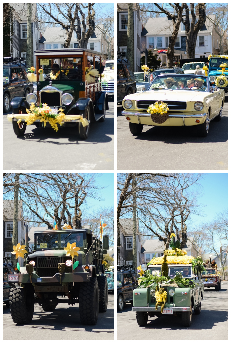 Nantucket Daffodil Day Parade -28