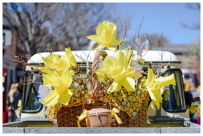 Nantucket Daffodil Day Parade -3