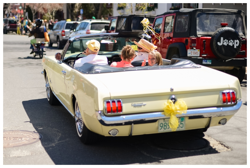 Nantucket Daffodil Day Parade -33