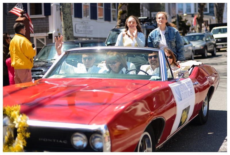 Nantucket Daffodil Day Parade -50