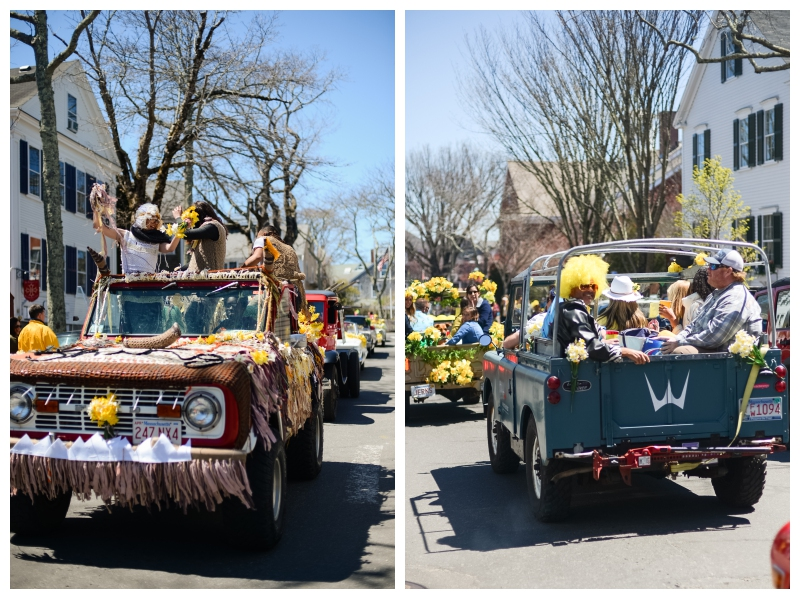 Nantucket Daffodil Day Parade -56