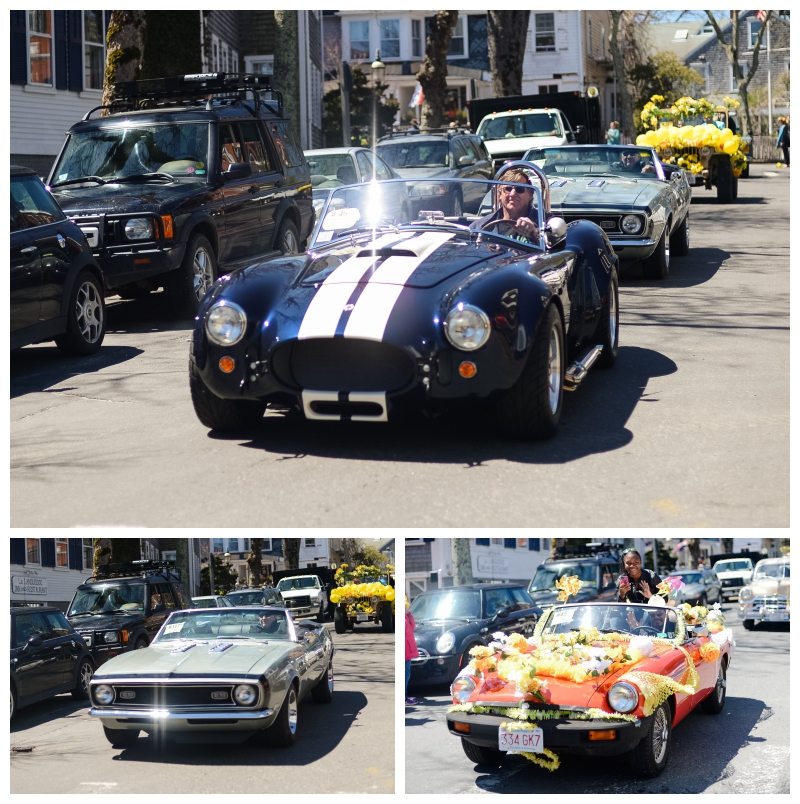 Nantucket Daffodil Day Parade -61