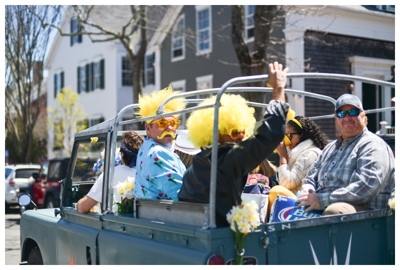 Nantucket Daffodil Day Parade -66