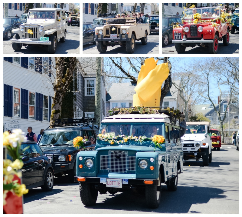 Nantucket Daffodil Day Parade -99
