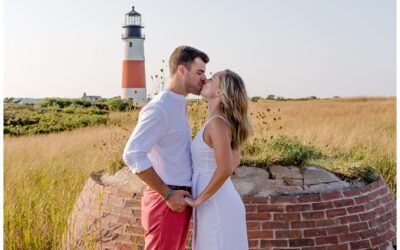 Summer elopement on Nantucket