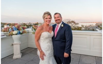roof deck wedding whaling museum